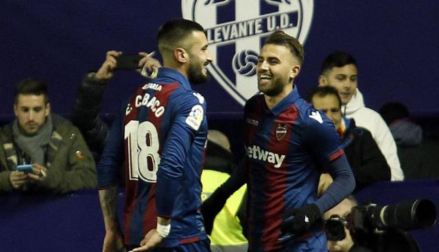 Levante bất ngờ đánh bại Barcelona tại Cúp nhà vua  - Ảnh 2.