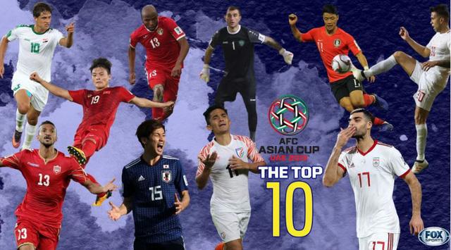 Quang Hải được chọn vào top 10 cầu thủ hay nhất loạt trận đầu tiên Asian Cup 2019 - Ảnh 1.