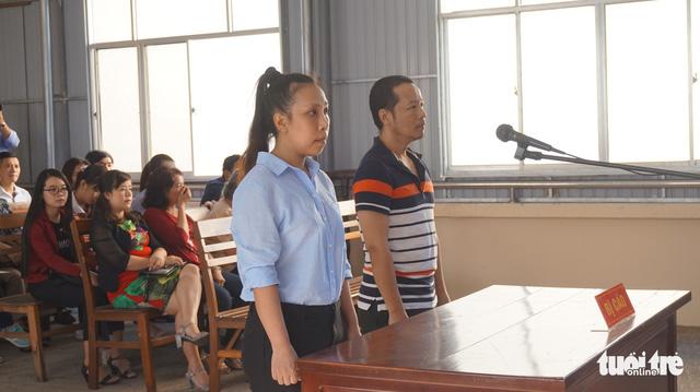 4 năm tù cho nữ phóng viên tống tiền doanh nghiệp - Ảnh 1.