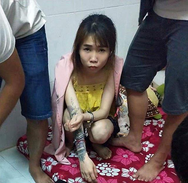 """Bình Thuận triệt phá đường dây ma túy quy mô lớn do một """"bà trùm' cầm đầu - Ảnh 1."""