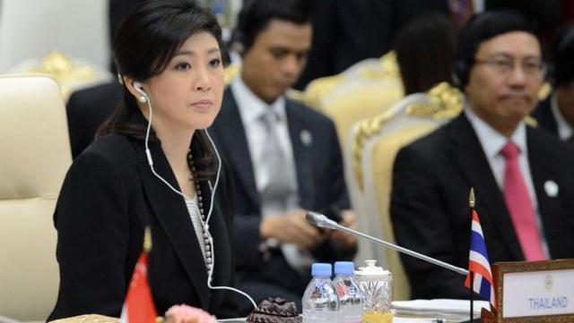 Campuchia bác thông tin cấp hộ chiếu cho bà Yingluck - Ảnh 1.