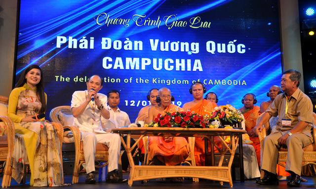 Đoàn kết, hữu nghị để nhân dân hai nước phát triển kinh tế - Ảnh 1.