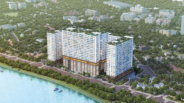 TP.HCM yêu cầu rà soát hồ sơ pháp lý khu nhà ở xã hội Hưng Phát - Ảnh 1.