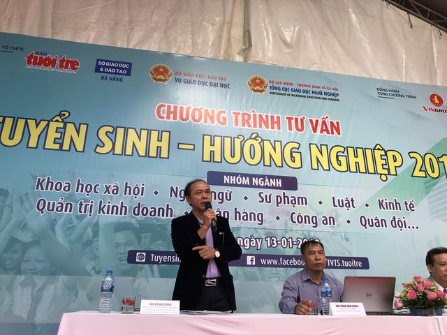 Học sinh Đà Nẵng quan tâm đến kinh tế, khởi nghiệp - Ảnh 2.
