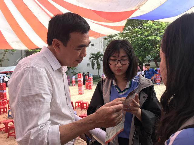 Học sinh Đà Nẵng quan tâm đến kinh tế, khởi nghiệp - Ảnh 3.