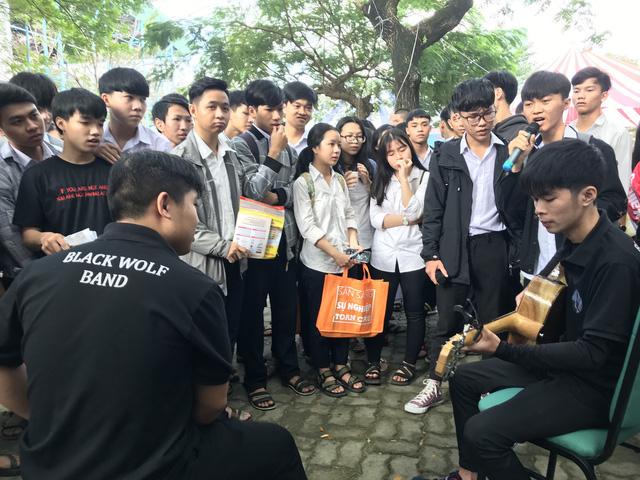 Học sinh Đà Nẵng quan tâm đến kinh tế, khởi nghiệp - Ảnh 5.