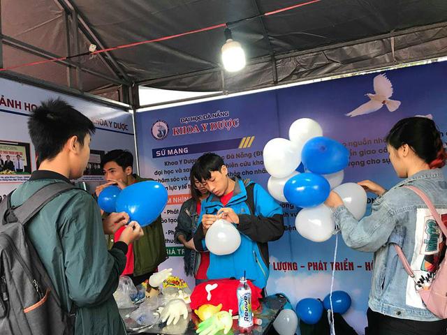 Khai mạc chương trình Tư vấn tuyển sinh tại Đà Nẵng - Ảnh 4.