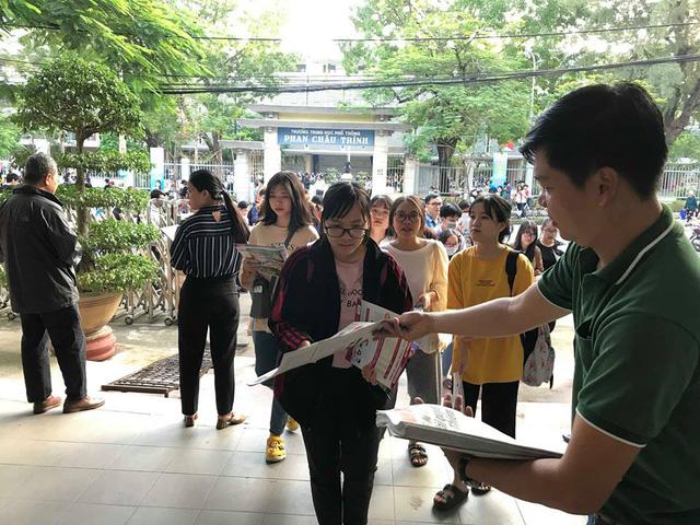 Khai mạc chương trình Tư vấn tuyển sinh tại Đà Nẵng - Ảnh 3.
