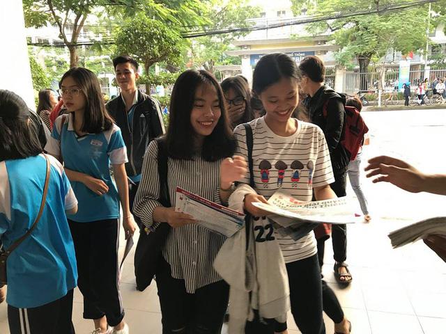 Khai mạc chương trình Tư vấn tuyển sinh tại Đà Nẵng - Ảnh 2.
