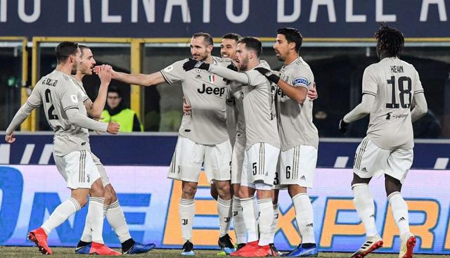 Ronaldo ngồi ghế dự bị, Juventus vẫn nhẹ nhàng giành chiến thắng tại Copa Italia  - Ảnh 2.