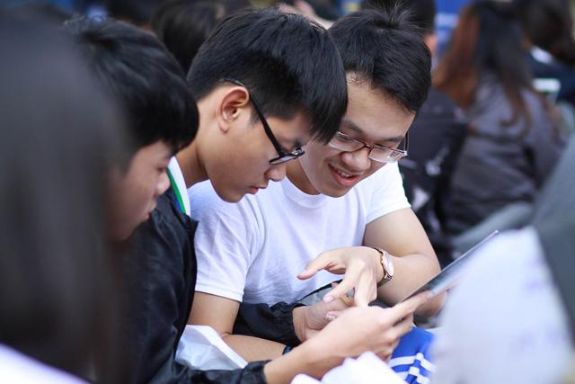 Sôi nổi ngày hội tư vấn tuyển sinh - hướng nghiệp 2019 tại Đà Nẵng - Ảnh 6.