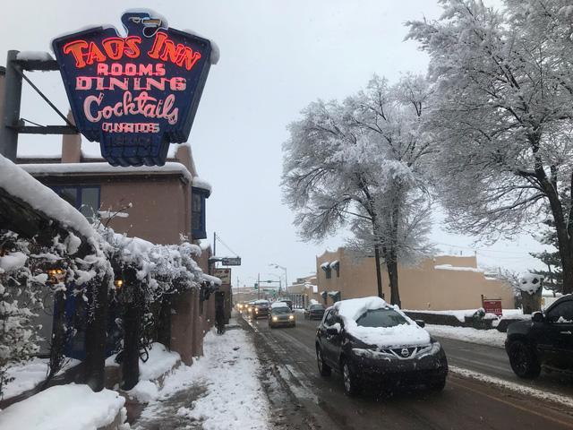 Bảy người thiệt mạng vì bão tuyết ở Mỹ - Ảnh 1.