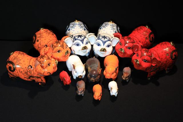 Minh Long ra mắt bộ sưu tập Tân Niên Bách Lộc - Ảnh 1.