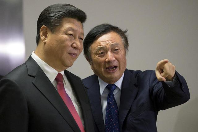 Nhà sáng lập Huawei chấm dứt nhiều năm kín tiếng khi bị Mỹ 'tấn công' - Ảnh 1.