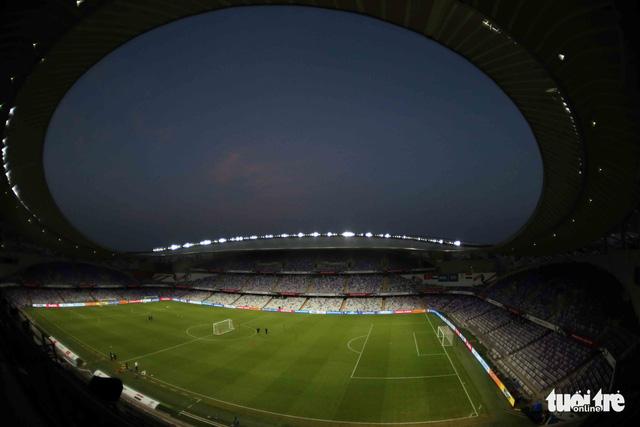 Cận cảnh sân đấu đẳng cấp diễn ra trận Việt Nam - Yemen - Ảnh 8.