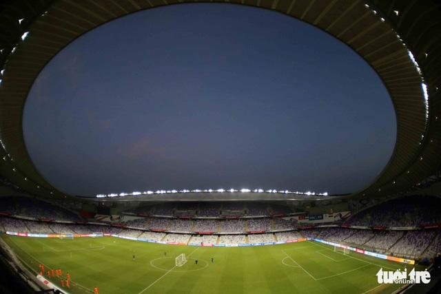 Cận cảnh sân đấu đẳng cấp diễn ra trận Việt Nam - Yemen - Ảnh 9.