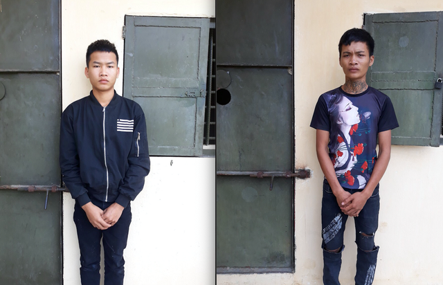 Bắt khẩn cấp hai thanh niên nghi hiếp dâm nữ sinh lớp 8 - Ảnh 1.