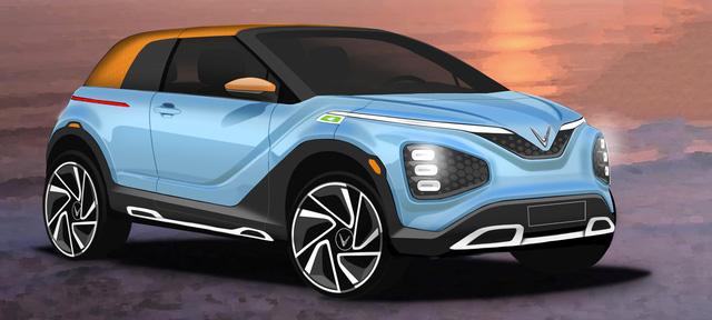 VinFast tổ chức bình chọn 7 mẫu thiết kế ô tô dòng Premium - Ảnh 3.