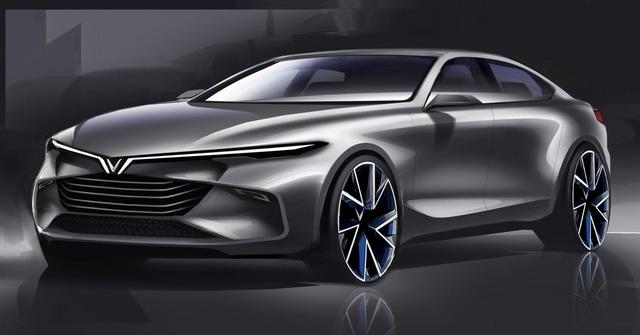 VinFast tổ chức bình chọn 7 mẫu thiết kế ô tô dòng Premium - Ảnh 1.