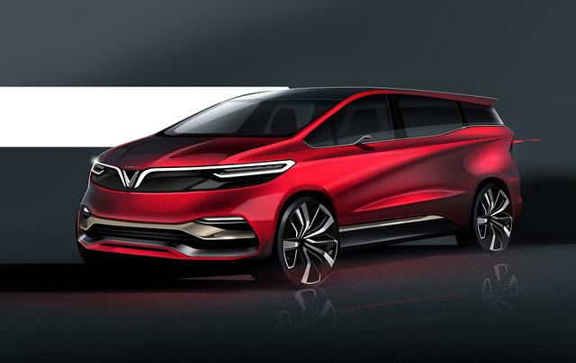 VinFast tổ chức bình chọn 7 mẫu thiết kế ô tô dòng Premium - Ảnh 2.