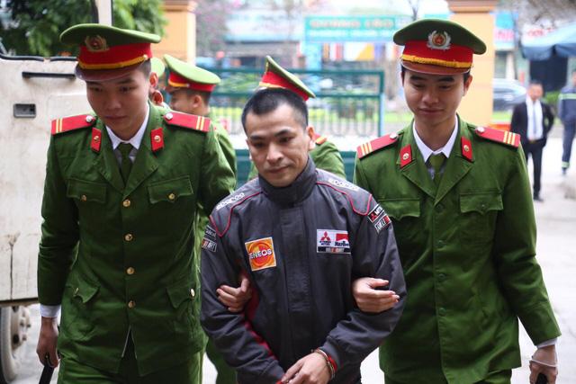 Hoàng Công Lương xin giữ quyền im lặng tại toà - Ảnh 2.