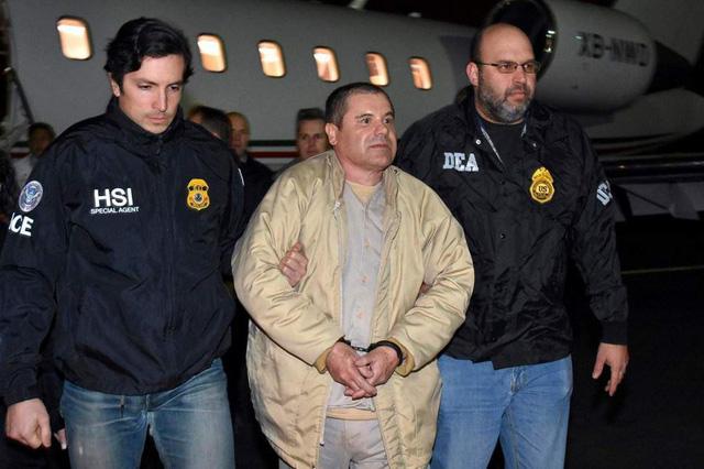 Cựu tổng thống Mexico bị tố nhận 100 triệu USD từ trùm ma túy El Chapo - Ảnh 1.
