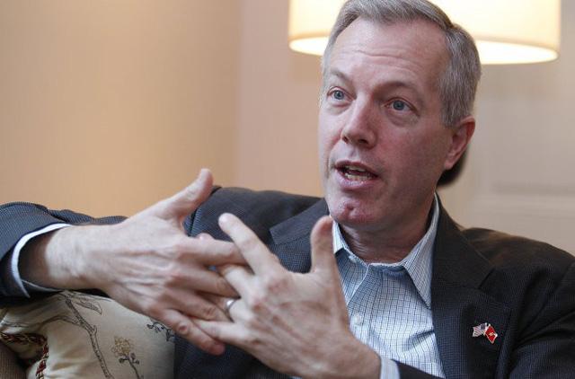 Cựu đại sứ Mỹ tại VN đầu quân cho Google - Ảnh 1.