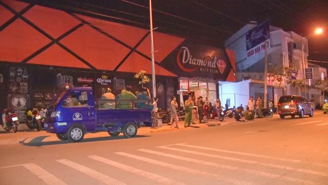 Nhiều thanh niên sử dụng ma túy ở quán bar Diamond tại Vĩnh Long - Ảnh 2.
