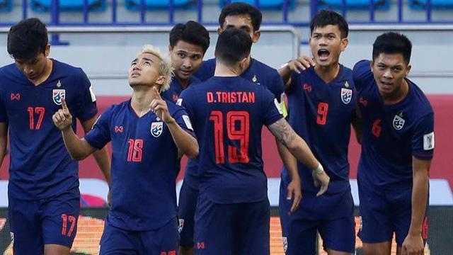 Thái Lan gặp Trung Quốc ở vòng 16 đội - Ảnh 1.
