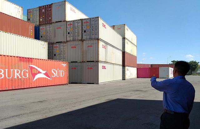Container ứ đọng vì thông tư, doanh nghiệp lãnh đủ - Ảnh 2.