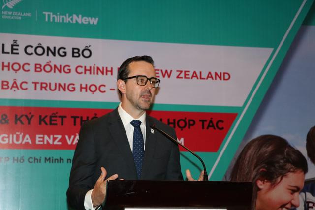 Học bổng New Zealand độc quyền cho học sinh Việt Nam - Ảnh 1.