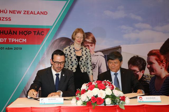 Học bổng New Zealand độc quyền cho học sinh Việt Nam - Ảnh 2.