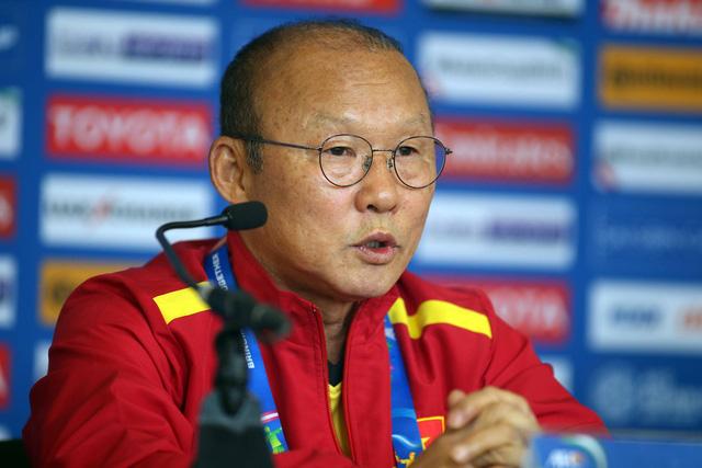 HLV Park Hang Seo: Tôi mong đội tuyển VN được vào vòng 16 đội - Ảnh 1.
