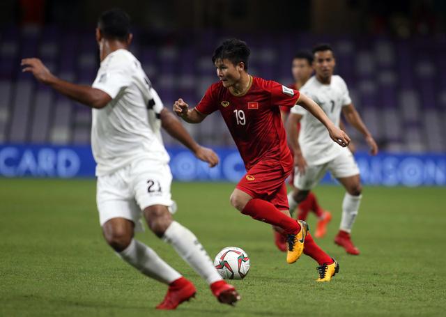 Tiền vệ Quang Hải: Bàn thắng mở tỉ số đã giải tỏa áp lực cho toàn đội - Ảnh 2.