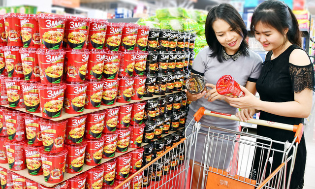Thị trường mì gói Việt thay đổi thế nào trong năm 2018? - Ảnh 1.
