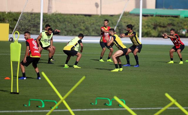 Buổi tập chuyên nghiệp của đội tuyển Jordan - Ảnh 7.