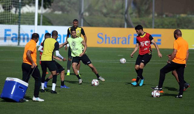 Buổi tập chuyên nghiệp của đội tuyển Jordan - Ảnh 8.