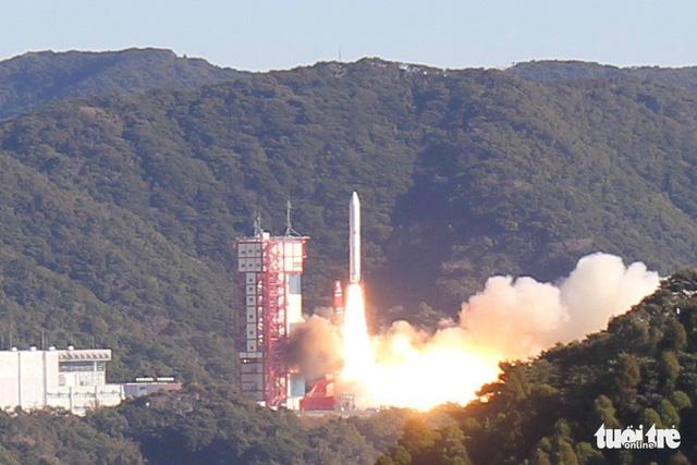 Vệ tinh MicroDragon tách khỏi tên lửa đẩy, bay vào quỹ đạo - Ảnh 5.