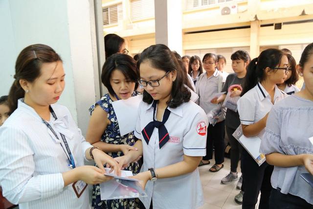 Hôm nay 18-1 bắt đầu đăng ký thi đánh giá năng lực ĐH Quốc gia TP.HCM - Ảnh 1.