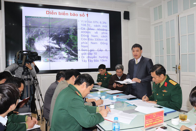 400.000 lao động và 3.000 tàu trong phạm vi nguy hiểm bão số 1 - Ảnh 2.