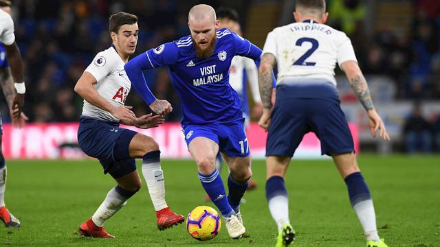 Thắng 3-0, Tottenham thổi lửa vào đại chiến Liverpool - Manchester City - Ảnh 1.