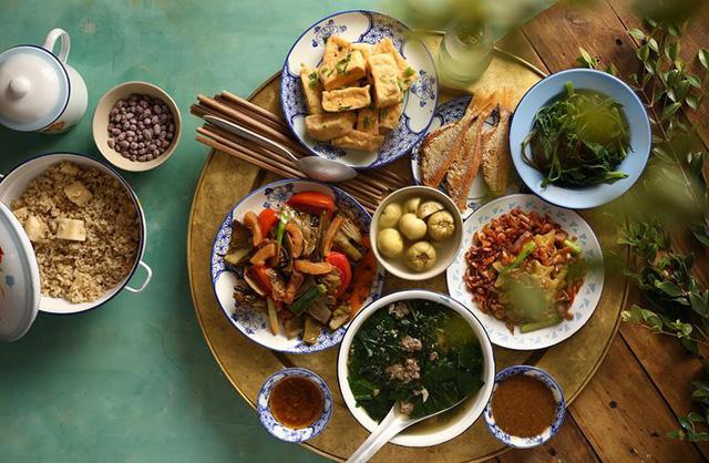 """Những món ngon làm từ cua của đầu bếp """"Ký ức Hà Nội"""" - Ảnh 1."""