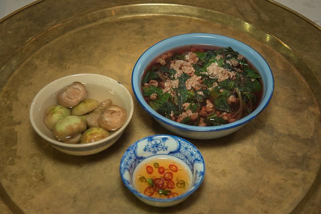 """Những món ngon làm từ cua của đầu bếp """"Ký ức Hà Nội"""" - Ảnh 2."""