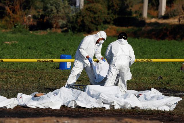 Ít nhất 71 người chết vì nổ đường ống dẫn dầu ở Mexico - Ảnh 1.