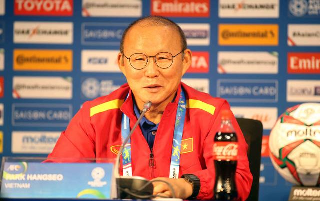 HLV Park Hang Seo: Không có bóng đá tệ hay đẹp mà là chiến thắng! - Ảnh 1.
