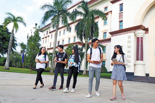 Đại học Tân Tạo:  Đại học Hoa Kỳ trên đất Việt - Ảnh 1.