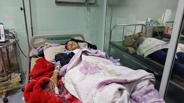 8 người bị thương trong vụ tai nạn ở Hải Dương đã ổn định sức khỏe - Ảnh 1.