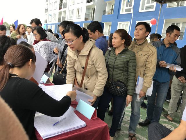 Người có thu nhập thấp ở Đà Nẵng đón tết ở căn hộ mới - Ảnh 1.