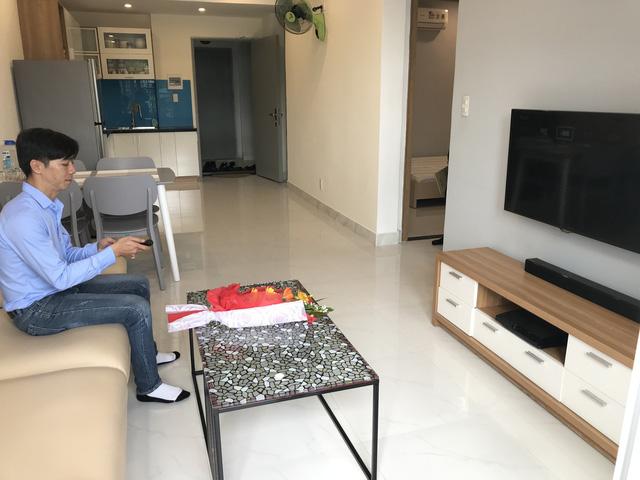 Người có thu nhập thấp ở Đà Nẵng đón tết ở căn hộ mới - Ảnh 2.