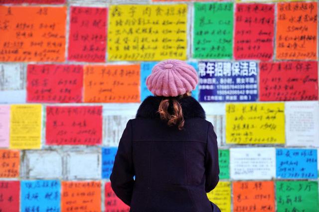 Trung Quốc tăng trưởng 6,6%, thấp nhất 28 năm qua - Ảnh 1.